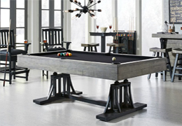 A H POOL TABLES