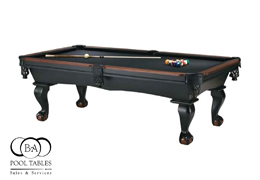 Black Hawk Pool Tables