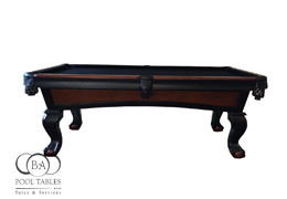 Black Stone Pool Tables