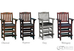 CHAIRS - BARSTOOLS