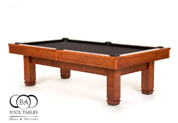 The Climax pool tables