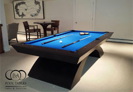 Continental  Pool Table
