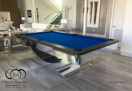 Halo Pool Table