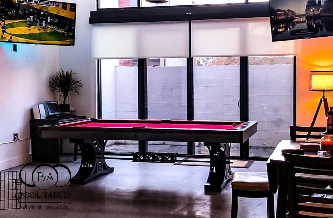 Golden Gate Pool Table