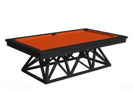 Timber Trestle Pool Table