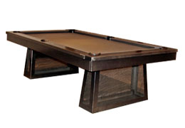 Native Industrial Pool Table