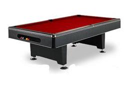 Black Night Pool Table