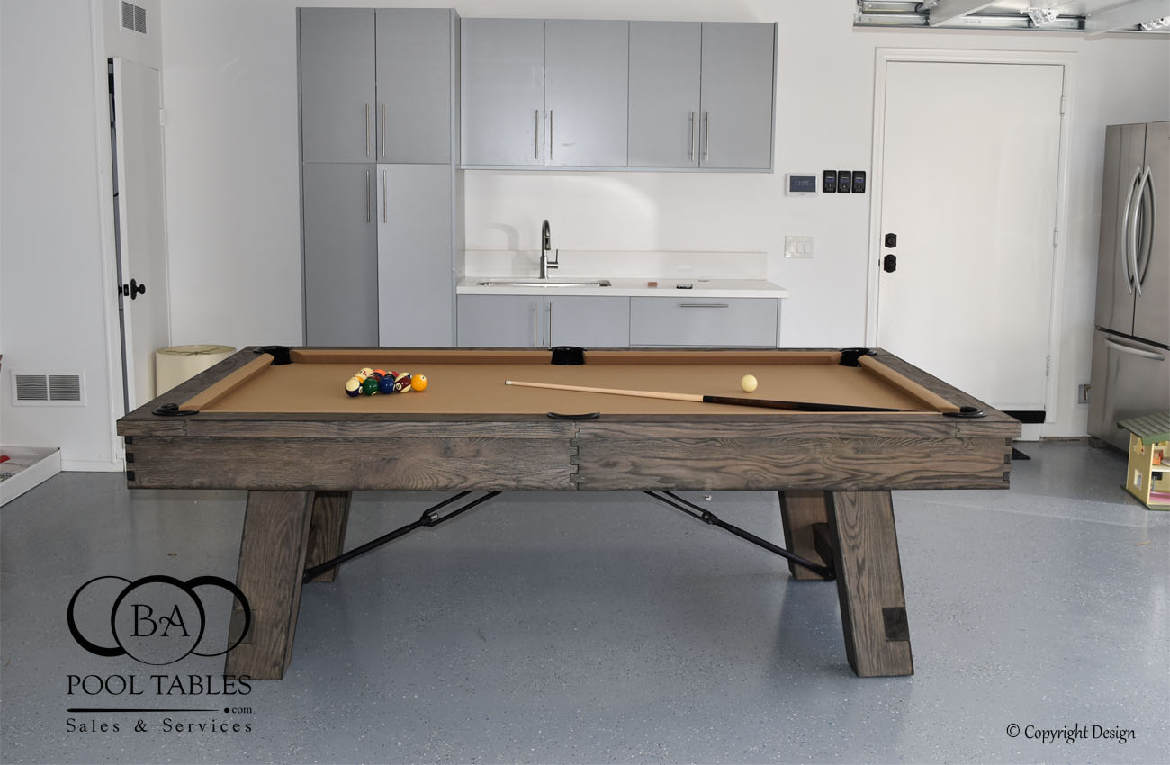 Benchwright Pool Table