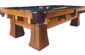 The Kling Pool Table