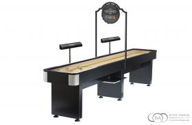 Delray Shuffleboard Table With Lights and Scored