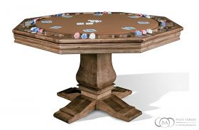 Hillsborough Poker Table