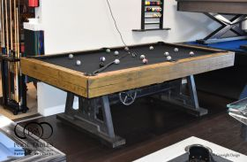 Armada Industrial Pool Table