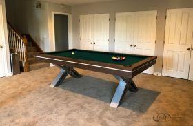 Pierce Pool Table Walnut