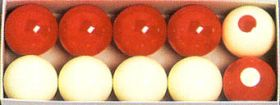 Aramith Bumper Ball Set