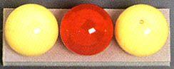 Aramith Carom Balls Set