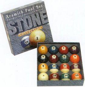 Aramith Stone Collection Balls Set