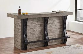 Blacksmith Home Bar