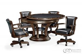 Centennial Poker Table Espresso