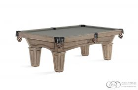 Allenton Pool Table Driftwood