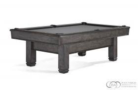 Bridgeport Pool Table Graphite