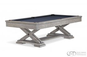 Brixton Pool Table Driftwood