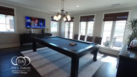 CONTEMPORARY POOL TABLES
