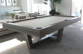 Cross Modern Pool Table