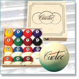 Cuetec Pool Balls