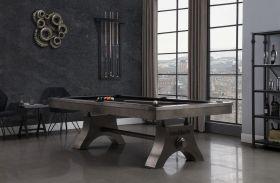 San Francisco Industrial Pool Table