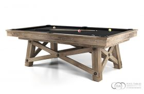 Loft Pool Table Internal Pockets