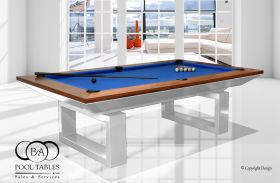 Modern Pool Tables, Evolution Chrome