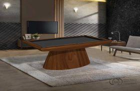 Doheny Pool Table Walnut