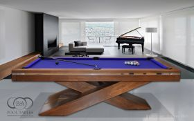 ULTRA MODERN POOL TABLES