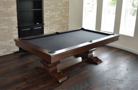 Paradise Pool Table Tuscana Finish