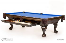 Pool Tables, Black Stone