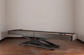 X Shuffleboard Table