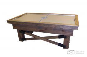 Dynamo Rustic Air Hockey Table