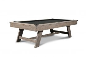 Trigon Pool Table