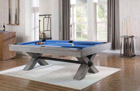 X Arsenal Custom Pool Table