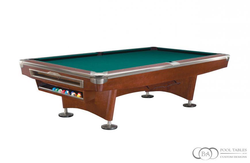 Brunswick Gold Crown V Pool Table   Brunswick Billiards