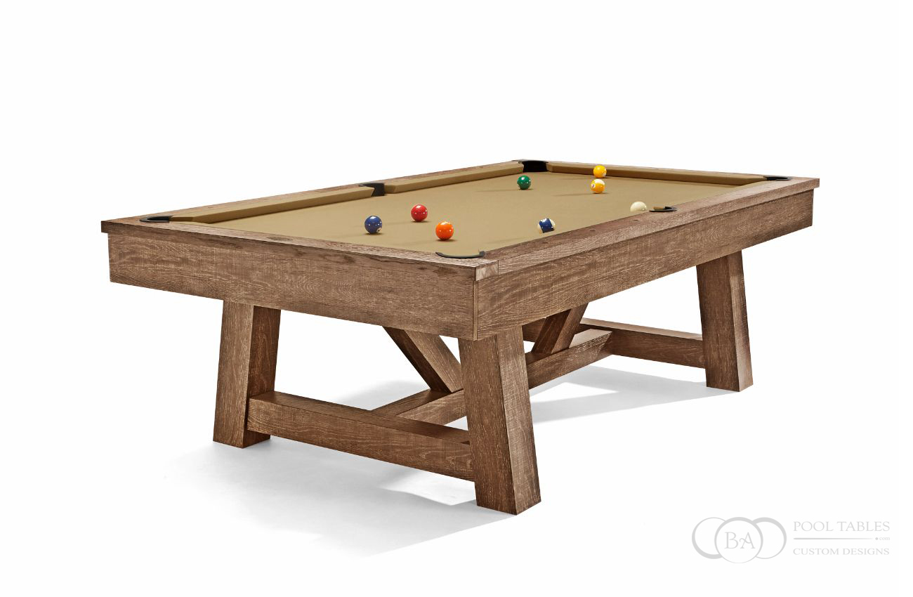 Botanic Rustic Pool Table