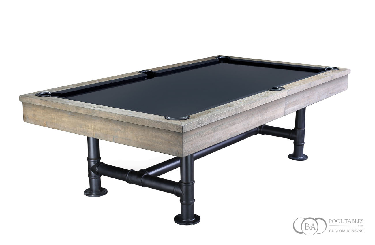 Majestic Industrial Pool Table